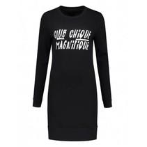 Zwarte jurk Club Magnifique