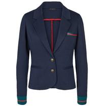 Blauwe blazer Nanni-Ja-G