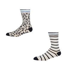 Geprinte sokken Lille
