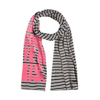 Geprinte sjaal Nantes
