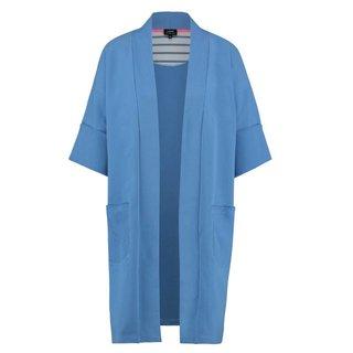 Blauw vest Nice