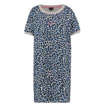 Geprinte jurk Marseille