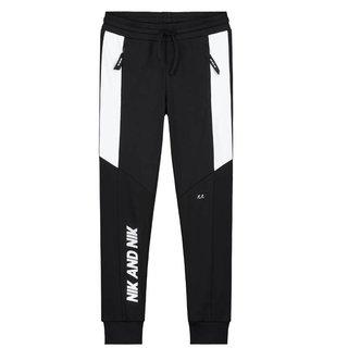 Zwarte broek Fonzo
