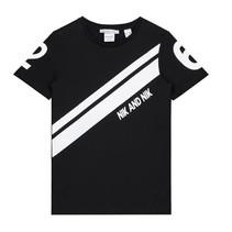 Zwart t-shirt Henk
