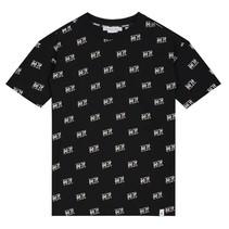Zwart t-shirt Milan
