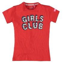 Rood t-shirt Francoise