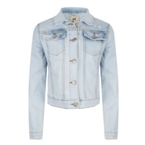 Light Blue denim jacket 19-1035