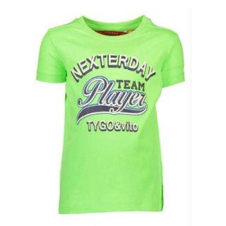 Groen t-shirt Team Player 6404