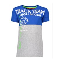 Blauw t-shirt Track Team 6405