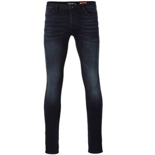 Blue black jeans Dust