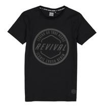 Zwart t-shirt Hanson