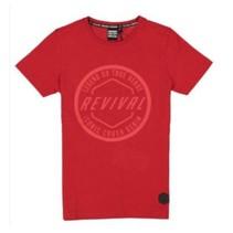 Rood t-shirt Hanson