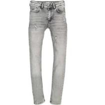 Grijze jeans Crusher