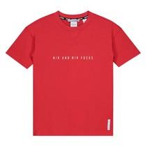 Rood t-shirt Focus