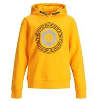 Gele hoodie Frank