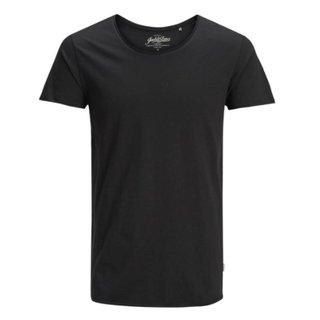 Zwart t-shirt Bas
