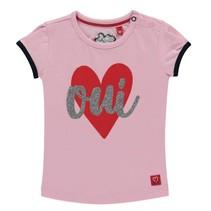Roze t-shirt Romana