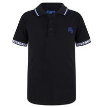 Zwarte polo Basic