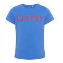 Blauw t-shirt Dunya