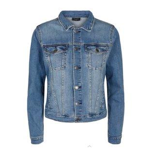Lichtblauwe denim jacket Rock-Ja