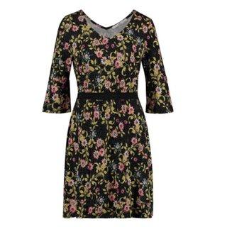 Zwarte jurk Elody