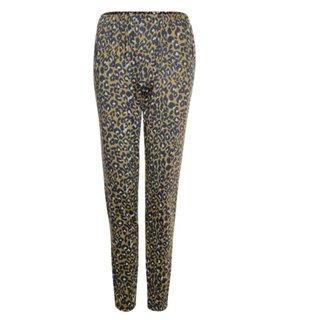 Leopard geprinte pant 913150