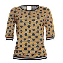 Mango dot t-shirt 913166