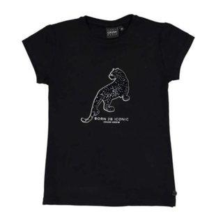 Zwart t-shirt Harper