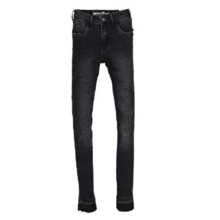 Zwarte denim jeans Donnya