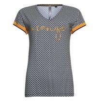 Dot geprint t-shirt 913162