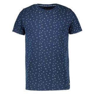 Indigoblauw t-shirt Tronto