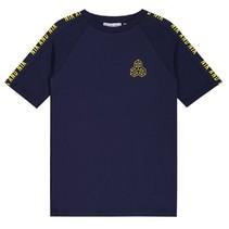 Donkerblauw t-shirt Michael