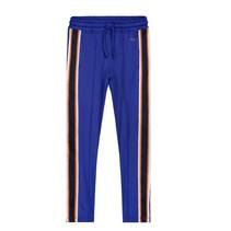 Blauwe track pant Fran