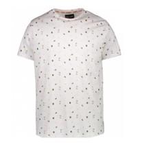 Wit t-shirt Bronte