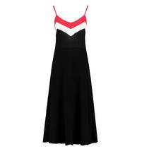 Zwarte jurk Karin