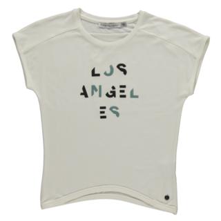 Wit t-shirt Jalou