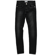Zwarte jeans Tyrza