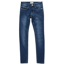 Donkerblauwe jeans Tyrza