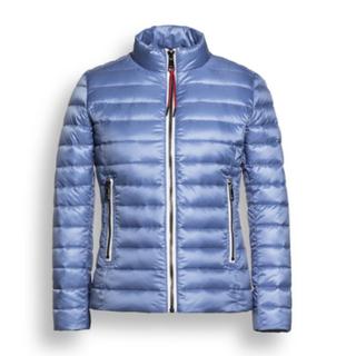 Lichtblauwe jacket Muscat