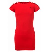 Rode jurk 7800