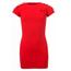 LOOXS Rode jurk 7800