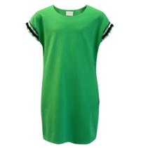 Groene jurk Presta