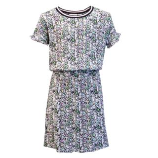 Multicolour jurk Sinthya