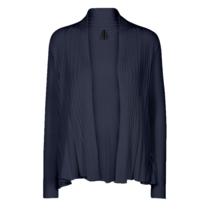 Donkerblauw vest Claudisse