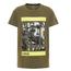 Name it Groen t-shirt Zalte