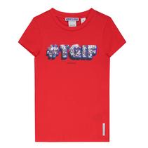 Rood t-shirt Tgif