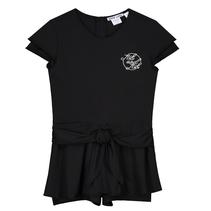Zwarte jumpsuit Fala