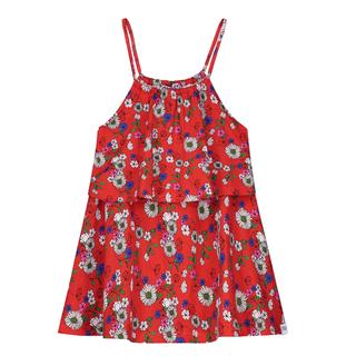 Rode jurk Macy