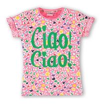 Roze t-shirt Simone
