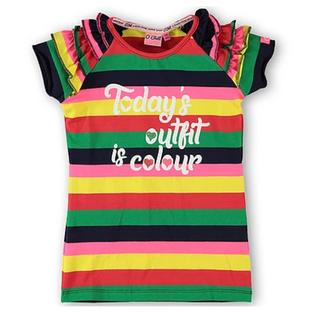 Multicolour t-shirt Pleunie